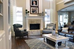 AFTER-FireplaceMantle