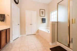 Bathroom Floors Plano TX