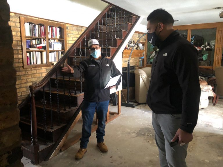 Insurance Claim Process For Remodeling After Water Damage